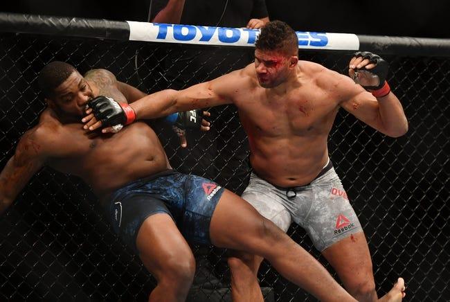 UFC Vegas 28: Walt Harris vs. Marcin Tybura Picks and Predictions