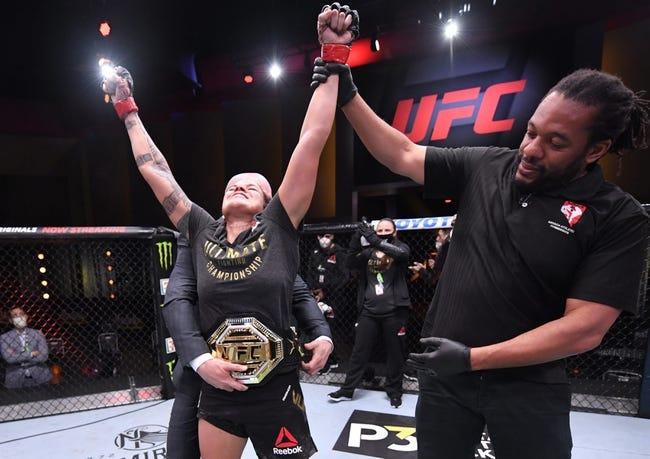 UFC 259: Amanda Nunes vs. Megan Anderson Picks and Predictions