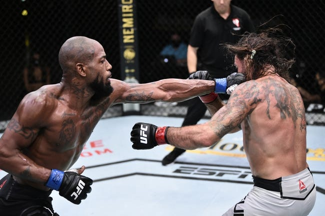 UFC 258: Jim Miller vs. Bobby Green Picks and Predictions