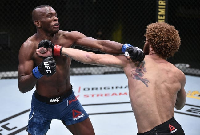 UFC 260: Jamie Mullarkey vs. Khama Worthy Picks and Predictions