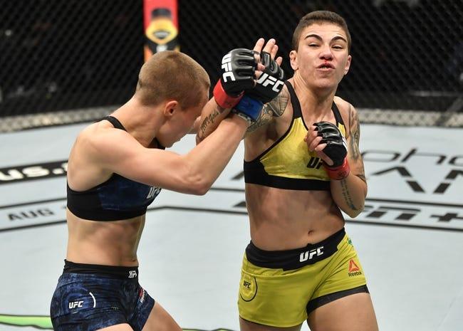 UFC 266: Jessica Andrade vs. Cynthia Calvillo Picks and Predictions