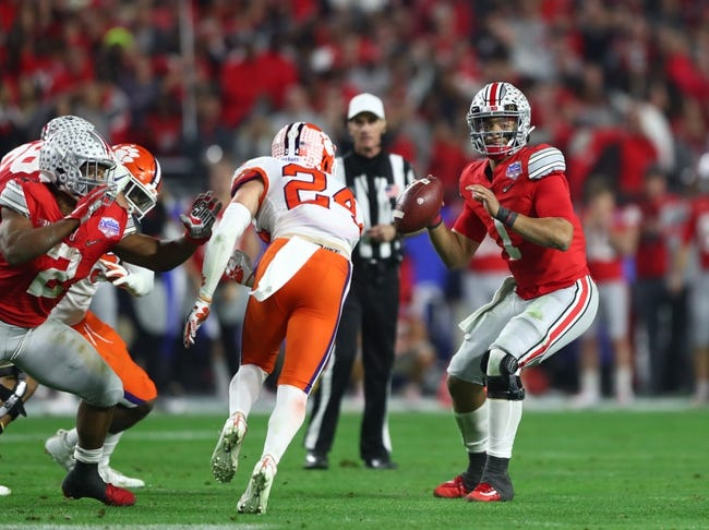 Ohio State at Clemson: 1/1/21 College Football Picks and Predictions