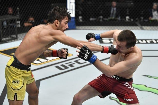 UFC Vegas 18: Alexandre Pantoja vs. Manel Kape Picks and Predictions
