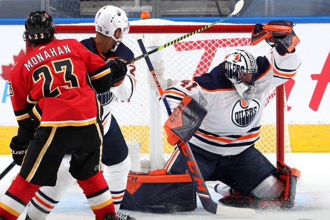 Calgary Flames vs Edmonton Oilers NHL Picks, Odds, Predictions 2/6/21