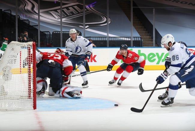 Florida Panthers vs Tampa Bay Lightning NHL Picks, Odds, Predictions 2/11/21