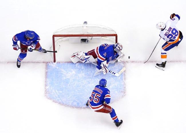 New York Rangers vs New York Islanders NHL Picks, Odds, Predictions 1/14/21