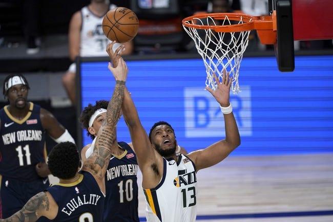 New Orleans Pelicans at Utah Jazz - 1/19/21 NBA Picks and Prediction