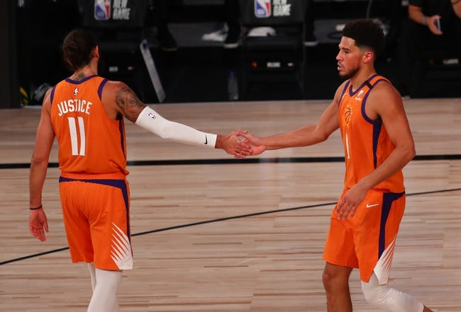 Phoenix Suns at Washington Wizards - 1/11/21 NBA Picks and Prediction