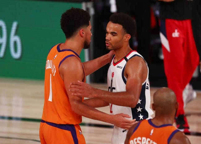 Washington Wizards vs Phoenix Suns NBA Picks, Odds, Predictions 1/11/21