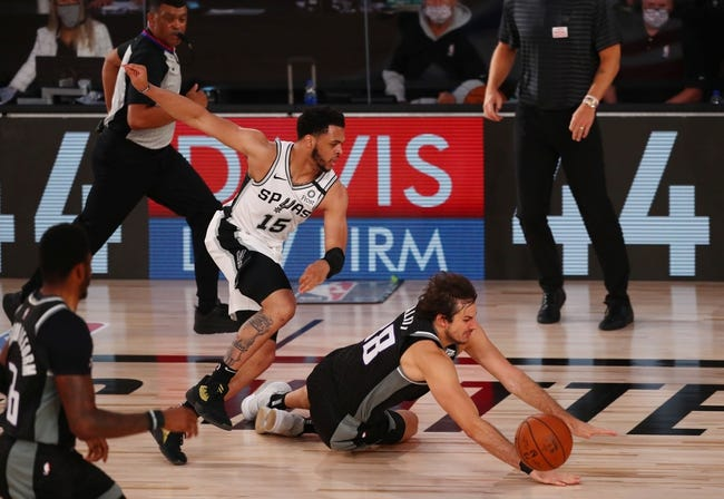 Sacramento Kings at San Antonio Spurs - 3/29/21 NBA Picks and Prediction