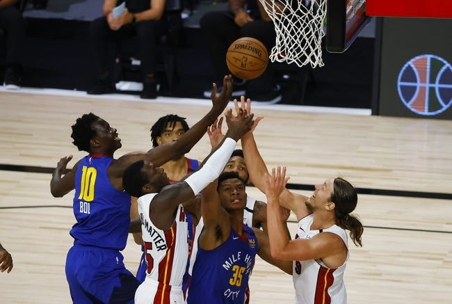 Miami Heat vs Denver Nuggets NBA Picks, Odds, Predictions 1/27/21