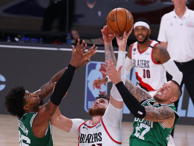 Boston Celtics at Portland Trail Blazers - 4/13/21 NBA Picks and Prediction