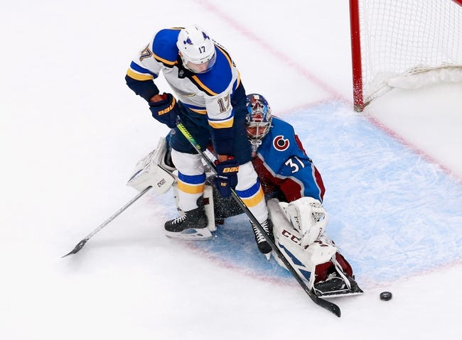 Colorado Avalanche vs St. Louis Blues NHL Picks, Odds, Predictions 1/13/21