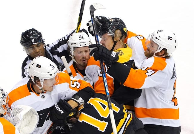 Boston Bruins vs Philadelphia Flyers NHL Picks, Odds, Predictions 1/21/21