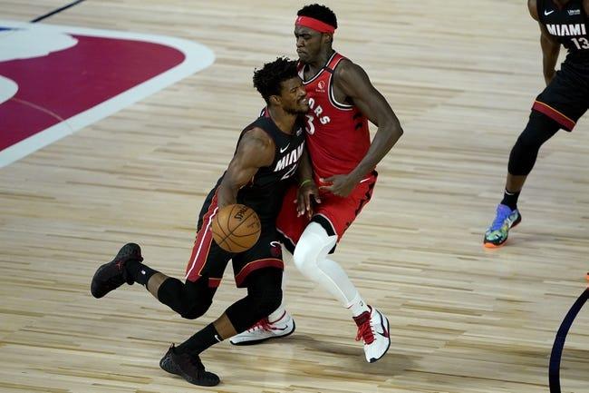 Toronto Raptors vs. Miami Heat NBA Picks, Odds, Predictions 12/18/20