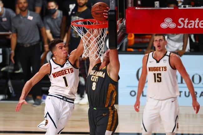 Denver Nuggets vs Oklahoma City Thunder NBA Picks, Odds, Predictions 1/19/21