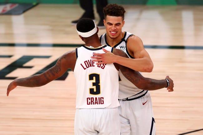 Denver Nuggets at Oklahoma City Thunder - 2/27/21 NBA Picks and Prediction
