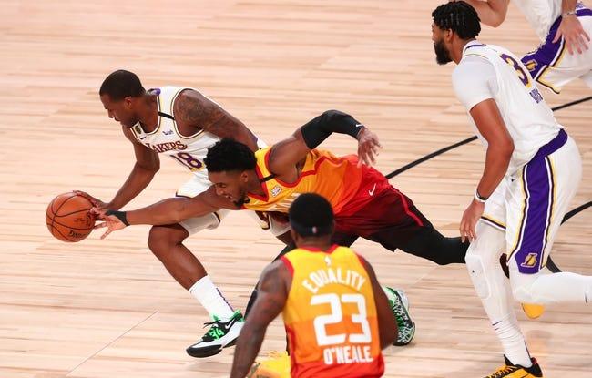 Los Angeles Lakers at Utah Jazz - 2/24/21 NBA Picks and Prediction