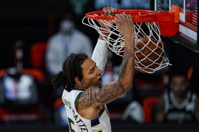 Brooklyn Nets at Milwaukee Bucks - 6/13/21 NBA Picks and Prediction