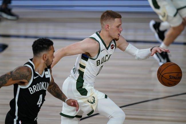 Brooklyn Nets at Milwaukee Bucks - 6/10/21 NBA Picks and Prediction
