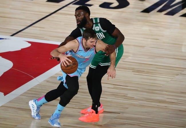 Boston Celtics vs Miami Heat NBA Picks, Odds, Predictions 1/10/21
