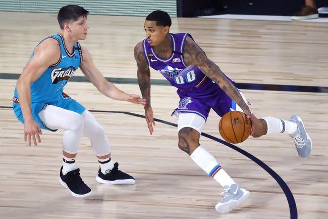 Memphis Grizzlies at Utah Jazz - 3/26/21 NBA Picks and Prediction