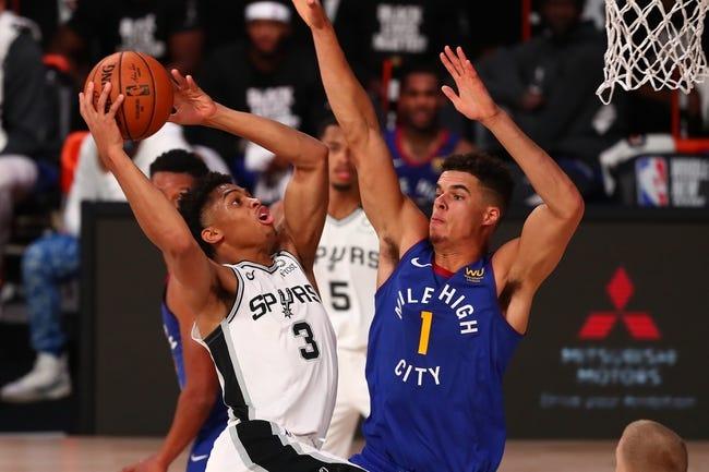 San Antonio Spurs vs Denver Nuggets NBA Picks, Odds, Predictions 1/29/21
