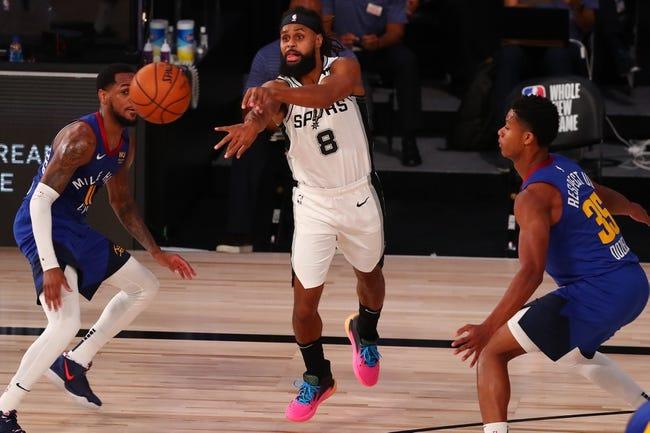 Denver Nuggets at San Antonio Spurs - 1/29/21 NBA Picks and Prediction