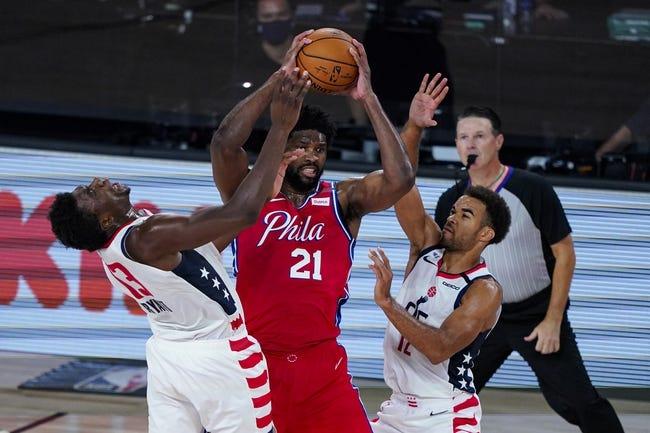 Philadelphia 76ers vs Washington Wizards NBA Picks, Odds, Predictions 12/23/20