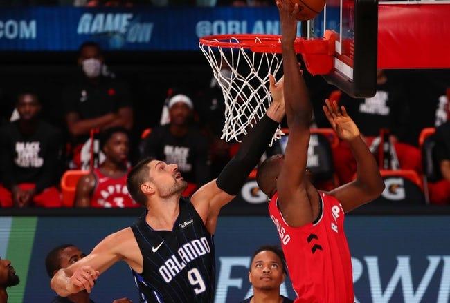 Toronto Raptors vs Orlando Magic NBA Picks, Odds, Predictions 1/31/21