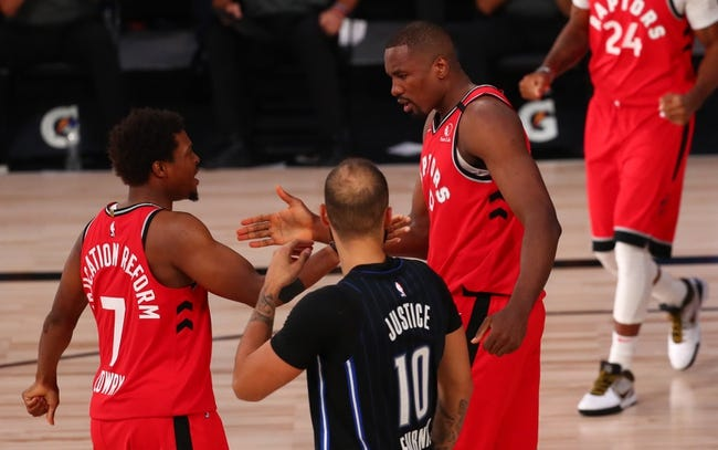 Orlando Magic at Toronto Raptors - 1/31/21 NBA Picks and Prediction