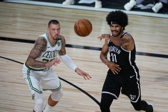 Boston Celtics vs Brooklyn Nets NBA Picks, Odds, Predictions 12/25/20