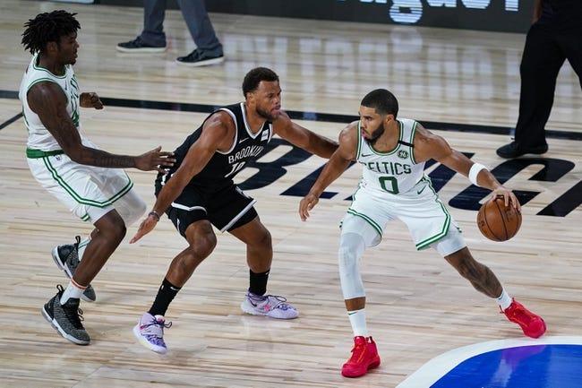 Boston Celtics vs. Brooklyn Nets NBA Picks, Odds, Predictions 12/18/20