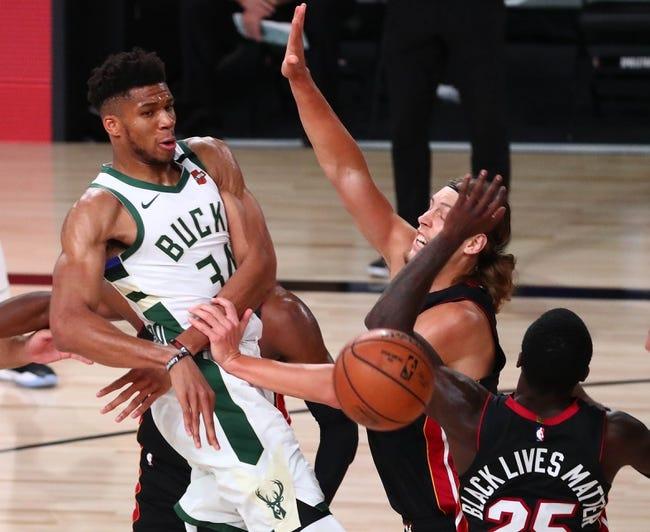 Miami Heat at Milwaukee Bucks - 5/22/21 NBA Picks and Prediction