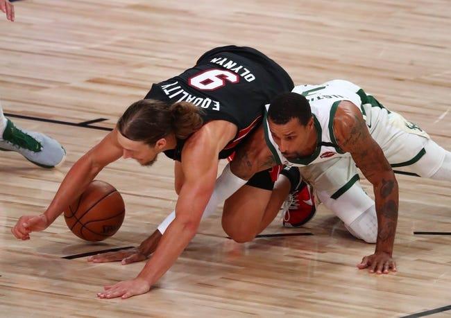 Miami Heat vs Milwaukee Bucks NBA Picks, Odds, Predictions 12/29/20