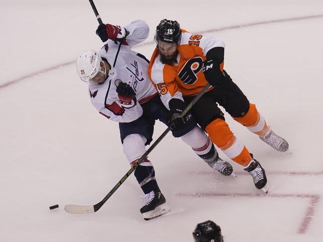 Washington Capitals vs Philadelphia Flyers NHL Picks, Odds, Predictions 2/7/21