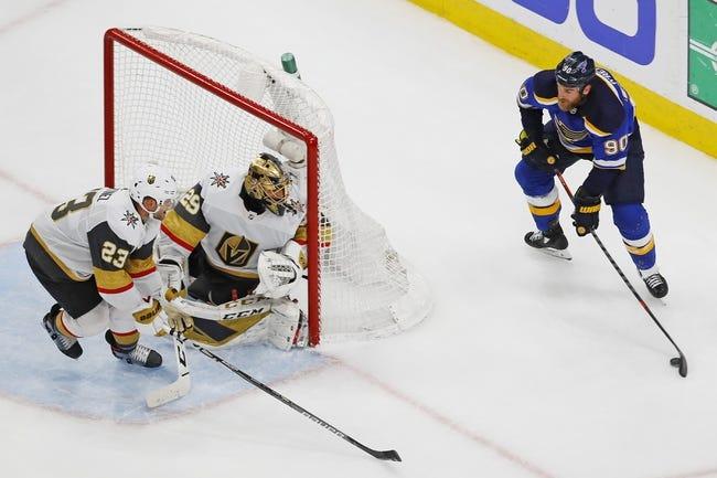 St. Louis Blues vs Vegas Golden Knights NHL Picks, Odds, Predictions 3/12/21