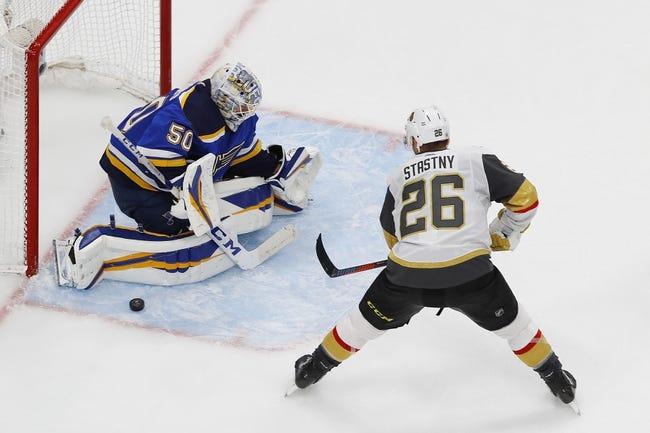 Vegas Golden Knights vs St. Louis Blues NHL Picks, Odds, Predictions 1/26/21