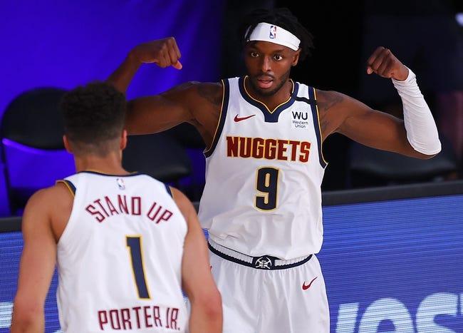 Denver Nuggets vs. Portland Trail Blazers NBA Picks, Odds, Predictions 12/18/20