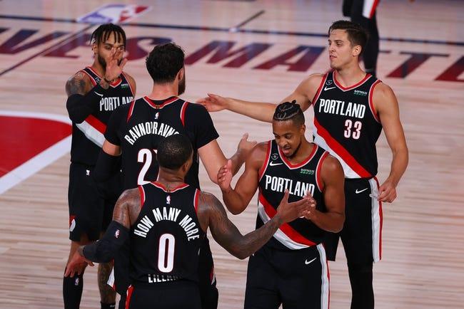 Portland Trail Blazers at Denver Nuggets - 2/23/21 NBA Picks and Prediction