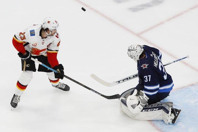 Winnipeg Jets vs Calgary Flames NHL Picks, Odds, Predictions 1/14/21