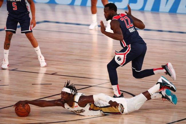 New Orleans Pelicans vs Washington Wizards NBA Picks, Odds, Predictions 1/27/21