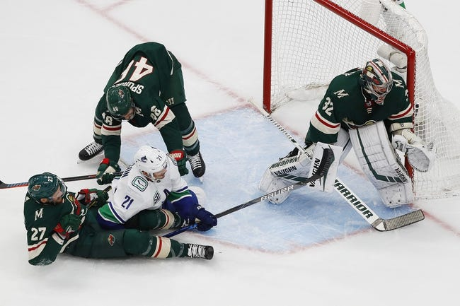 Los Angeles Kings vs Minnesota Wild NHL Picks, Odds, Predictions 1/14/21
