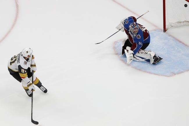 Vegas Golden Knights vs Colorado Avalanche NHL Picks, Odds, Predictions 2/14/21