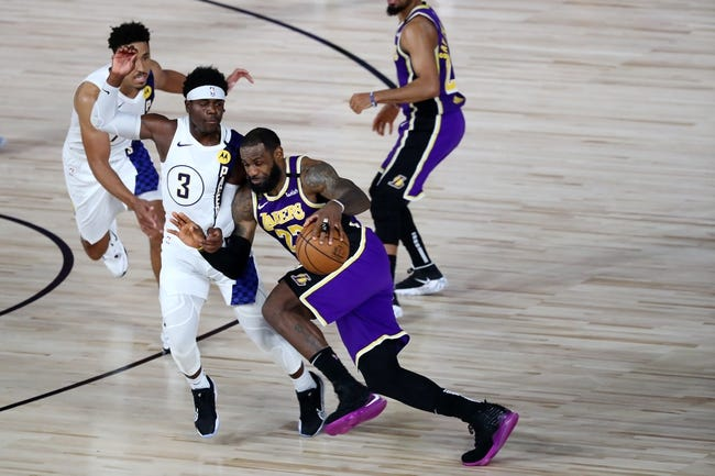 Indiana Pacers at Los Angeles Lakers - 3/12/21 NBA Picks and Prediction