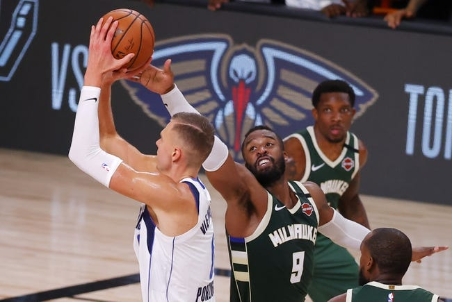 Milwaukee Bucks vs Dallas Mavericks NBA Picks, Odds, Predictions 1/15/21