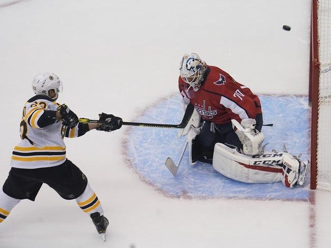Washington Capitals vs Boston Bruins NHL Picks, Odds, Predictions 1/30/21
