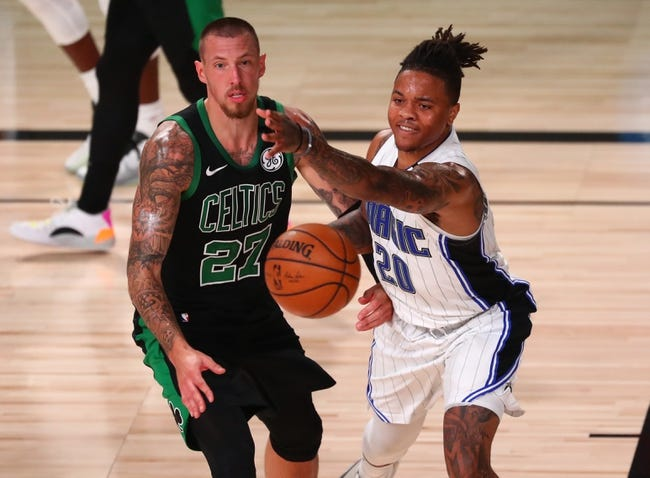 Boston Celtics vs Orlando Magic NBA Picks, Odds, Predictions 1/15/21