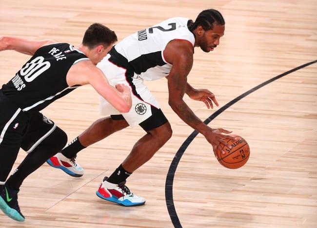 Los Angeles Clippers at Brooklyn Nets - 2/2/21 NBA Picks and Prediction