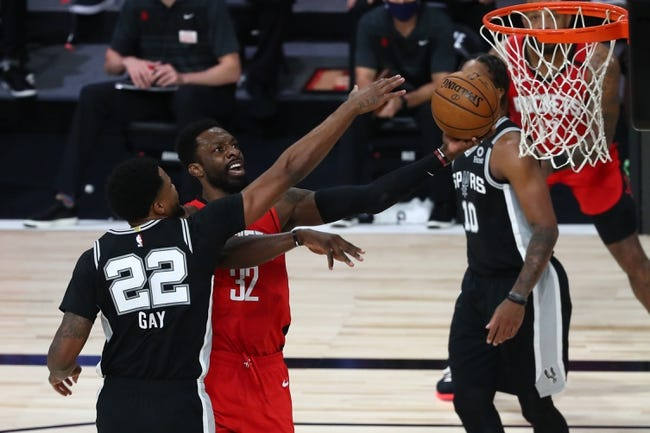 Houston Rockets at San Antonio Spurs - 1/14/21 NBA Picks and Prediction